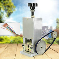 Electric Hand Wire Stripping Machine Portable Powered Comercial Cable Stripper