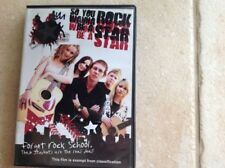 So You Wanna Be a Rock Star - This Rare DVD will tell you how to go about it!