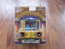 Viewmaster 3D - HARRY POTTER - SORCERERS STONE - NEW - RARE