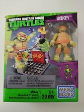 Mega Bloks Construx Teenage Mutant Ninja Turtles Mikey Nunchuk Training 29PCS