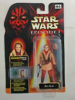 Star Wars - Ric Olie - Episode 1 - Figure + CommTalk Chip - New & Sealed - Rare