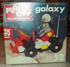 Vintage Plastic City Italo cremona serie Galaxi dal n. 32