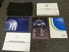 2007 Buick Lucerne Sedan Owner Manual User Guide CX CXL CXS 3.8L 4.6L V6 V8