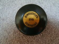 Singleton's Eye Ointment Pot   20/201