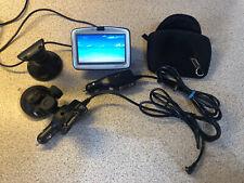 TomTom GO 910 4-Inch Portable GPS Navigator Sat Nav Bundle Accessories And Case