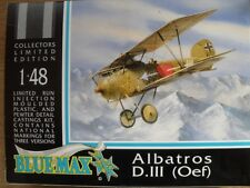 Blue Max 1/48 114 Albatros D. III (OEF)