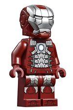 Lego 76125 Marvel Super Heroes Iron Man -   Iron Man Mark 5 Minifigure Only