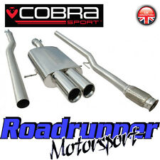 Cobra Sport Mini Cooper S R56 R57 Cat Back Exhaust Stainless Non Res Louder MN14