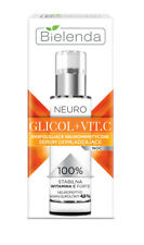 BIELENDA NEURO GLYCOL + VIT.C EXFOLIATING FACE SERUM 30 ml/1,0 fl. oz.