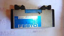Lot of 6 J-5/2-D-1-C Festo Pneumatic Valve