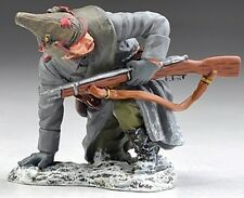 THOMAS GUNN WW2 RUSSIAN SOV006B RIFLEMAN BUDENOVKA HAT LOOKING BACK WINTER MIB