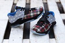 wholesale dealer a4573 5497c CHOOSE SIZE Nike KD VII EXT Canvas QS 726439-600 Plaid Polka Dots What The 7