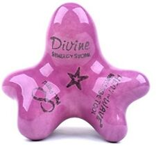 Synergy Stone DIVINE Amethyst Ultra-Smooth Hot Stone Massage Tool