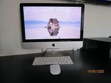 "Apple iMac 21.5"", intel i5 quad core, 2.7ghz, 1TB, 8gb ram, early 2014."