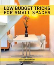 Low Budget Tricks for Small Spaces-ExLibrary