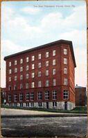 1909 Postcard: New Thompson House/Hotel - Kane, Pennsylvania PA