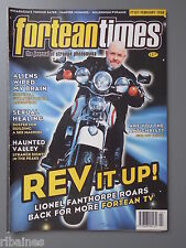 R&L Mag: Fortean Times February 1998, Longendale Valley/Wilhelm Reich/UFO Aliens