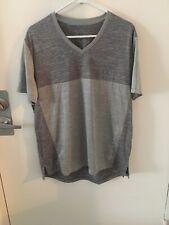 AX Armani Exchange Mens Short Sleeve V-Neck T-Shirt Size XL