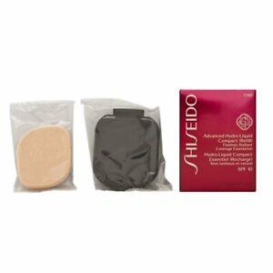 SHISEIDO - Advanced Hydro-Liquid Compact SPF10 (refill only) various shades