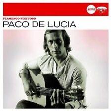 PACO DE LUCIA - FLAMENCO VIRTUOSO (JAZZ CLUB)  CD NEW+