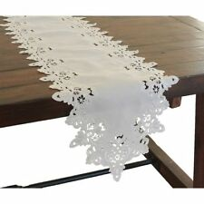 Embroidered Oval Table Runners   EBay