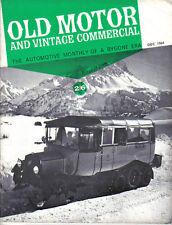 Old Motor + Vintage Commercial Dec 64 Hathi Tractor Isotta Fraschini Ford A +