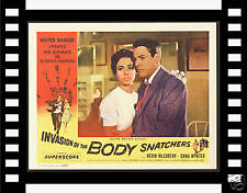 INVASION OF THE BODY SNATCHERS '56 ORIGINAL MINT LOBBY!