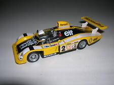 Altaya Ixo Renault Alpine A442B Lemans 1978 #2 Pironi 1:43, 24 Heures Du Mans