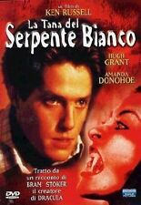La Tana Del Serpente Bianco (1988) DVD SlimCase