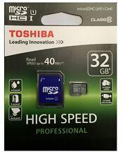 Toshiba 32GB Speicherkarte