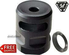Strike Industries 1/2x28 WarHog Muzzle brake Compensator Mini Compact Small comp
