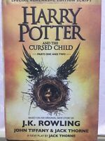 HARRY POTTER and The CURSED CHILD Parts One & Two (Special Rehearsal Edition)