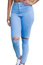 Unbranded Denim Slim, Skinny, Treggings Trousers for Women