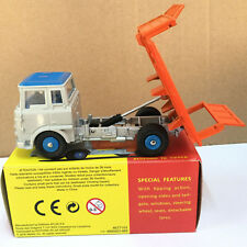1:43 DINKY TOYS 435 ATLAS BEDFORD TK TIPPER TIPPPING ACTION OPENING SIDE GATES