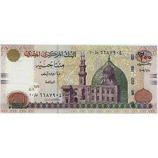 EGYPT 10 EGP 2012 P-64 SIG// OQDA #21b UNC *//*