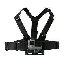 Cinghia elastica regolabile Torace imbracatura Mount per GoPro HD Hero 1 2 3 3+ 4