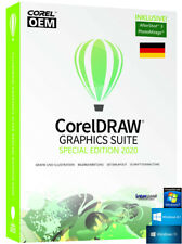 Corel Draw Graphics Suite SE 2020 Grafiksoftware Cliparts Schriften Download NEU