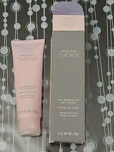 Mary Kay Timewise Age Minimize 3D Day Cream No SPF ~ Combination To Oily FRESH