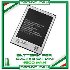 BATTERIA PER SAMSUNG PER i9190 GALAXY S4 Mini 1900mAh CAPACITA' ORIGINALE