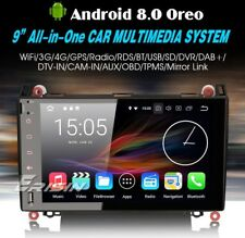 "AUTORADIO 8"" Android 8.0 TOUCH Octa-Core 4GB 32GB Mercedes Classe A B VIANO V..."