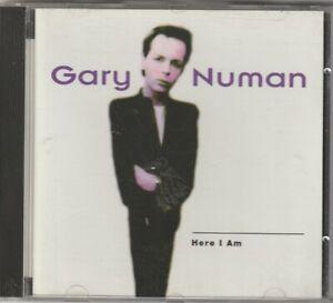 Gary Numan-Here I Am