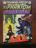 Phantom Stranger 1 1969 Nice Copy!! 2nd Silver Age Phantom Appearance! KEY!