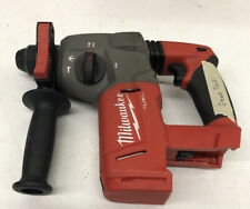 Broken Milwaukee 2712-20 M18 Fuel 1 in. Sds Plus Rotary Hammer (Bare Tool)