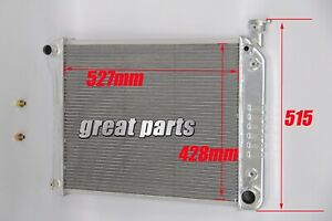 NEW KKS 3 ROWS 1988-1995 CHEVY C1500/ C2500/C3500/K1500/K2500 aluminum radiator
