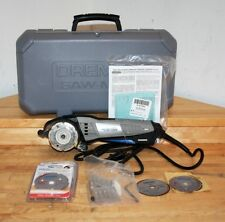 Dremel Saw-Max Compact Circular Saw SM20 w/ Case and Blades
