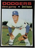 1971 Topps # 341 STEVE GARVEY ROOKIE RC San Diego Padres REPRINT