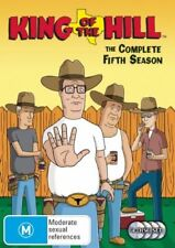 King of the Hill - Complete Season 5 (4 Disc Set) DVD