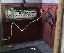 """Custom Spiderman Webbing for Marvel Legends Figures 15"""""""
