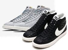 RARE NWT VNTG NIKE RETRO STYLE Blazer Mid PRM Men's Shoes #638261 BLACK or GREY