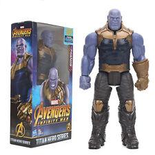 Marvel Avengers Infinity War Thanos Actionfigur Figuren Spielzeug Sammlung 30cm
